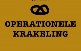 Operationele krakeling