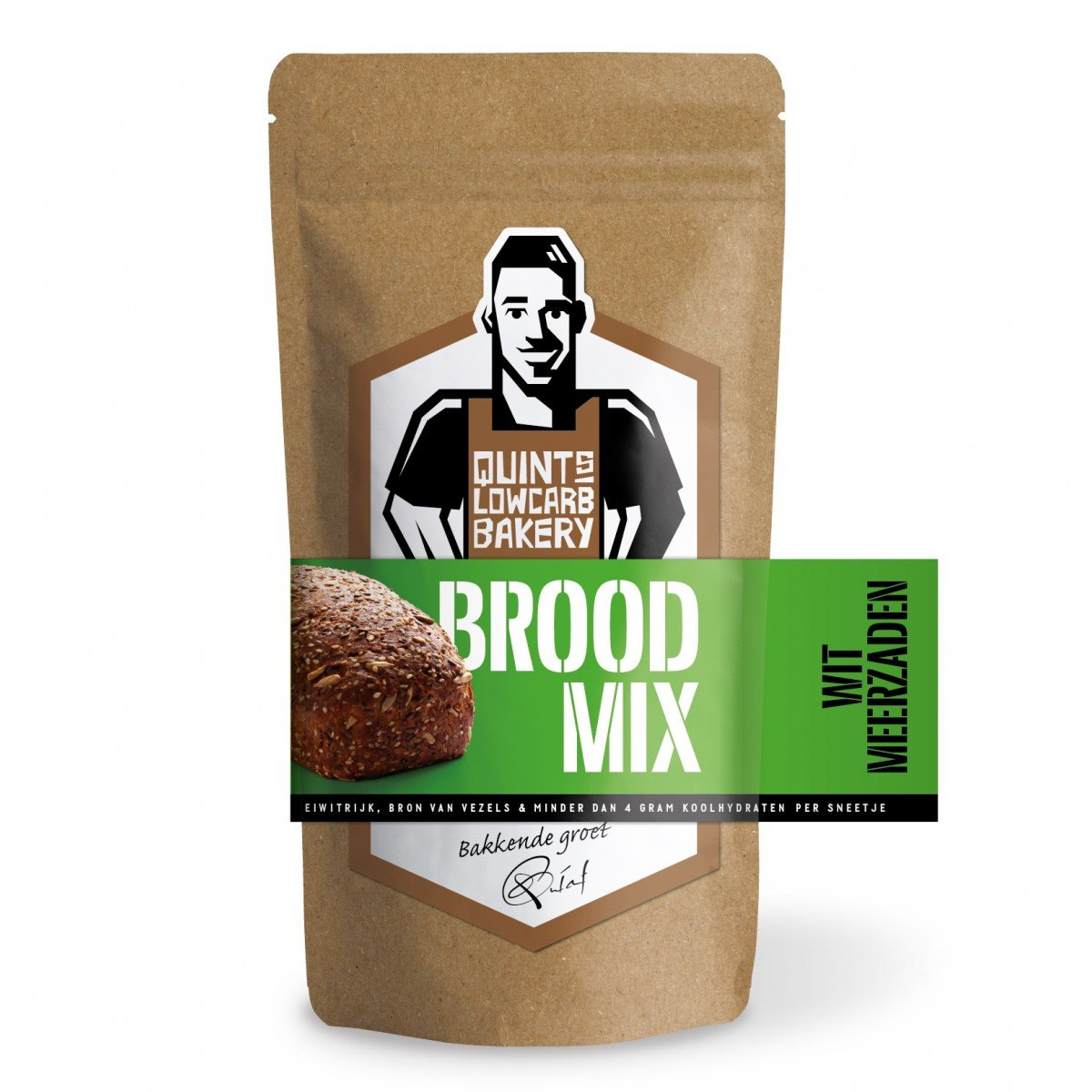 Quints low carb Bakery broodmix