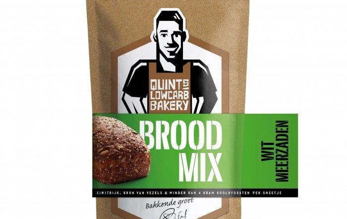 Quints Bakery broodmix