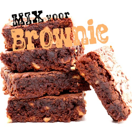 bakmix brownie per post
