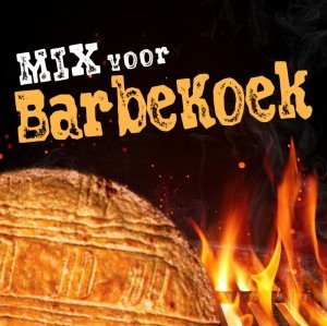 Barbecue Koek